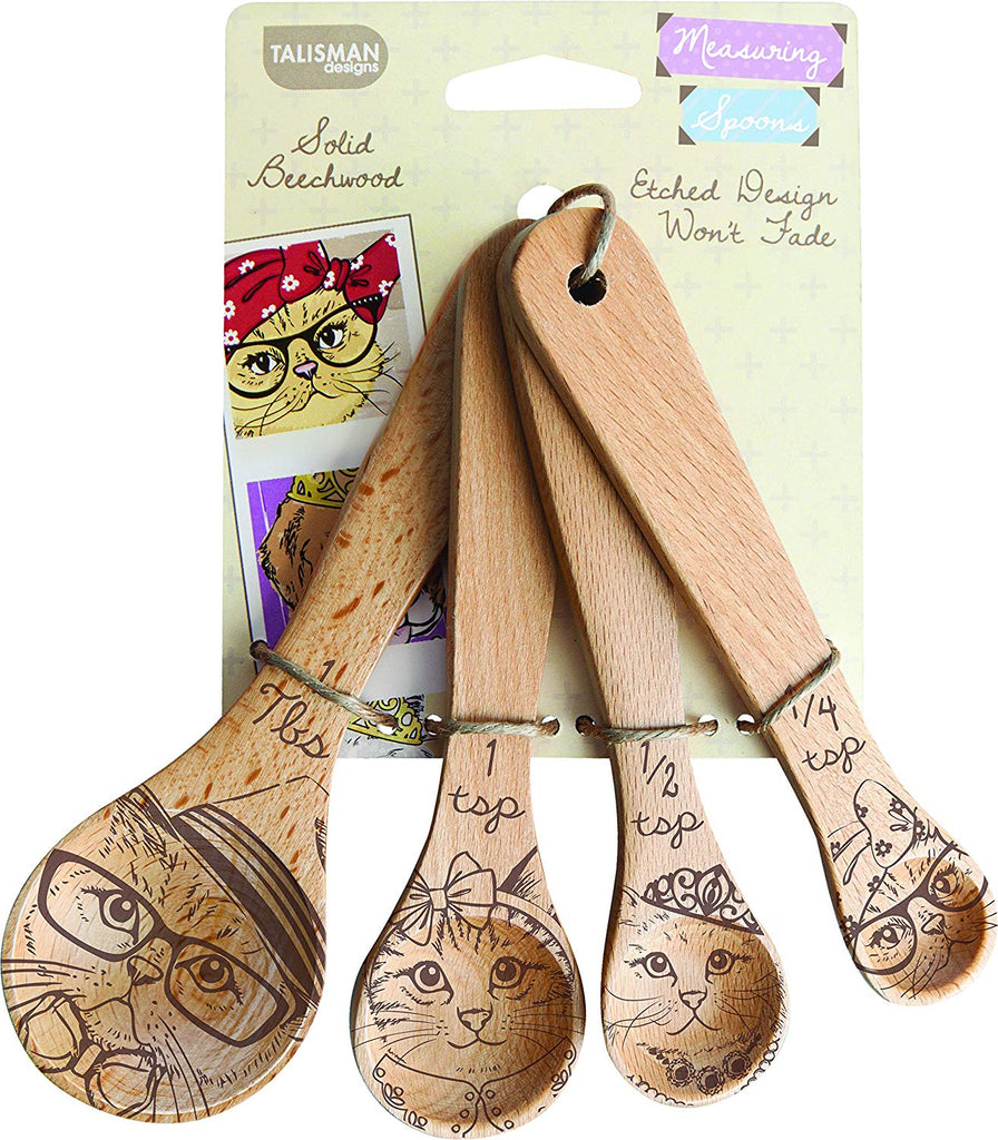 Talisman Designs - Cat Measuring Spoon