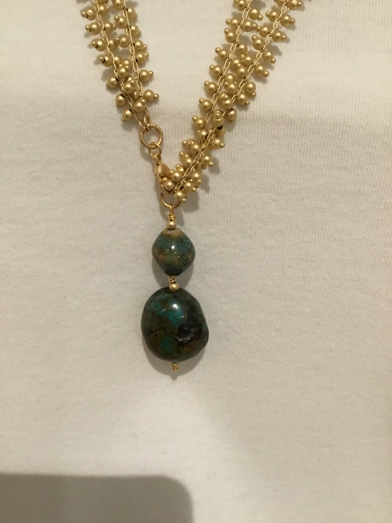Goodman Spalding - GS Necklace F-4, N13