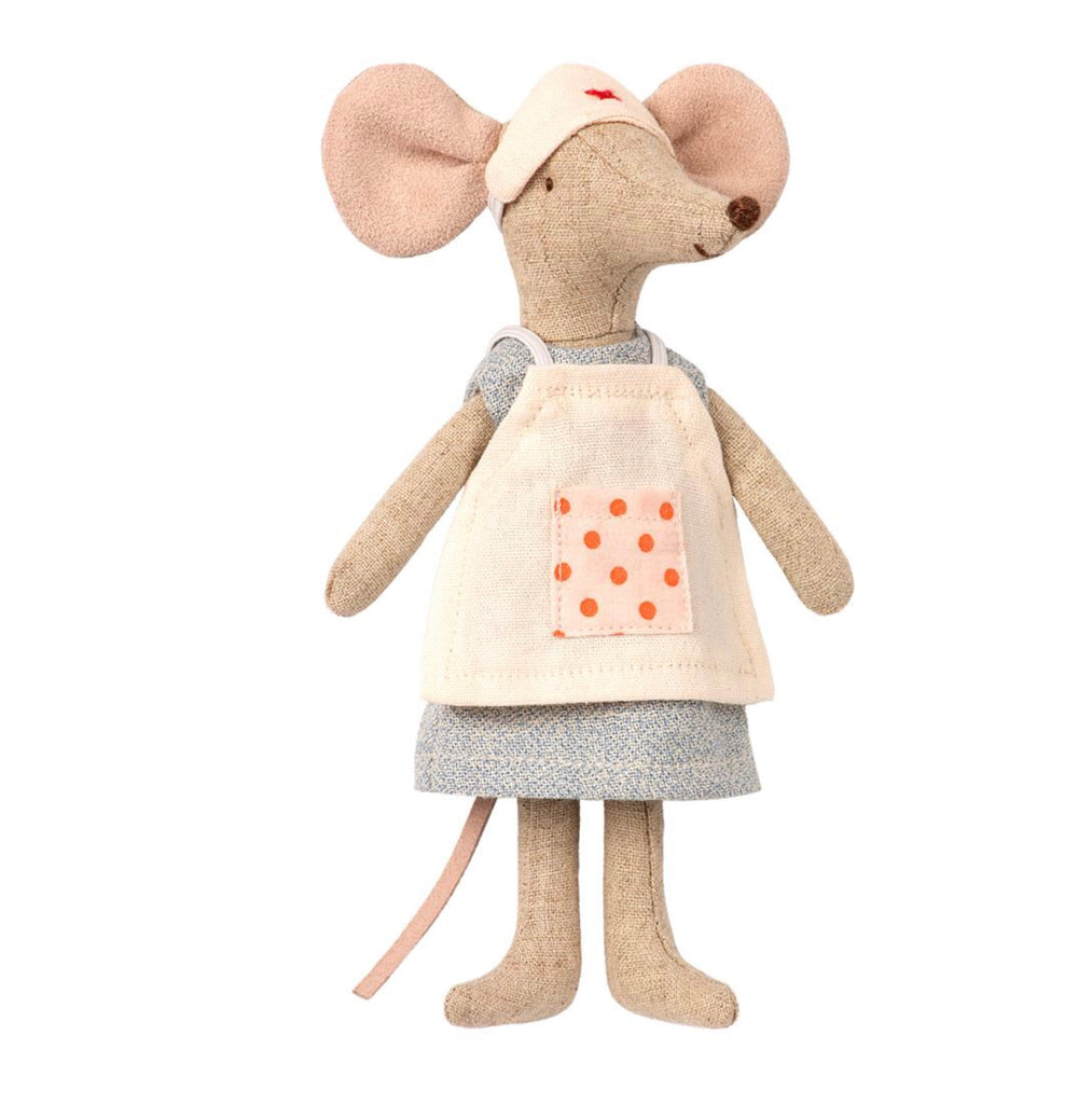 Maileg - Nurse Mouse