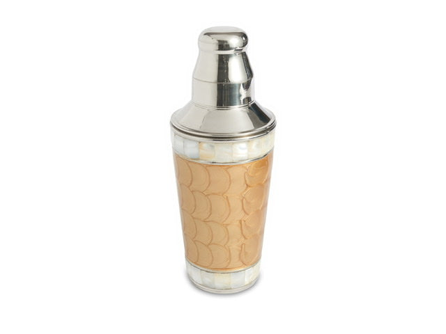 "Julia Knight - 9"" Cocktail Shaker - Toffee"