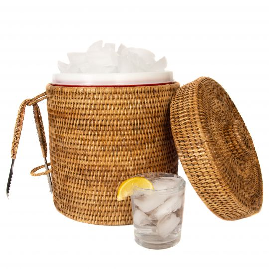 Artifacts Trading Company - Ice Bucket with Tongs