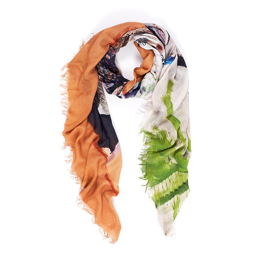 Suzi Roher Scarf - ART AND LOVE