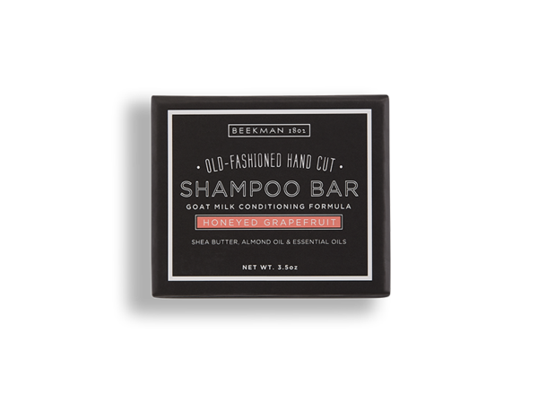 BEEKMAN 1802 - HONEYED GRAPEFRUIT SHAMPOO BAR