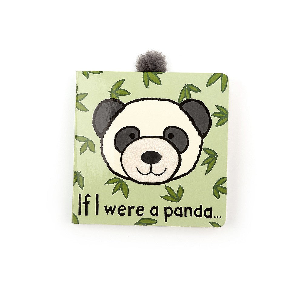 JellyCat - If I Were a Panda Book