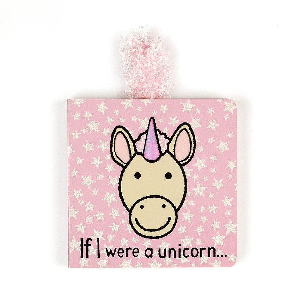 JellyCat Book If I Were a Unicorn