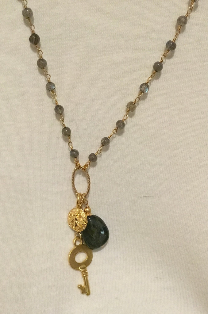 Goodman Spalding - GS Necklace F-4, N8