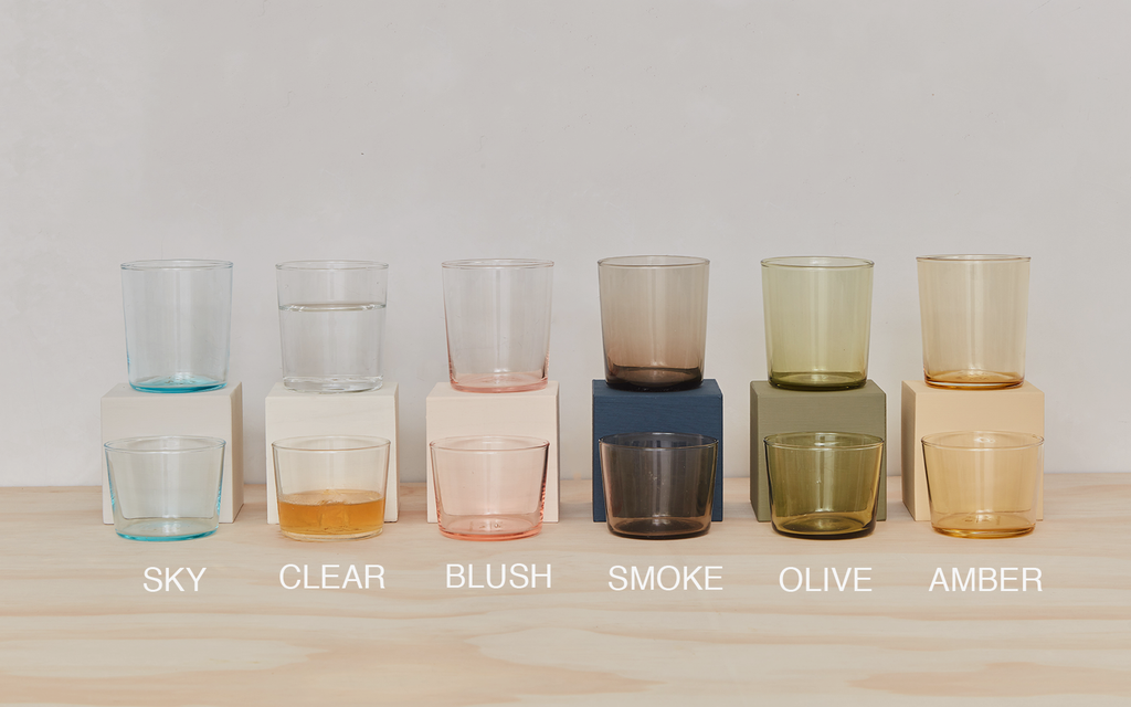 Hawkins New York - Chroma Glassware