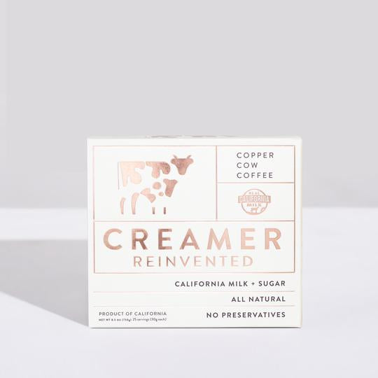 Copper Cow Coffee - Creamer 25 pack