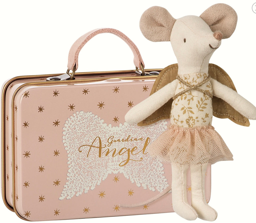 Maileg - Guardian Angel Big Sister In a Suitcase