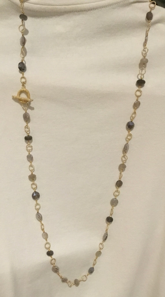 Goodman Spalding - GS Necklace F-9, N13