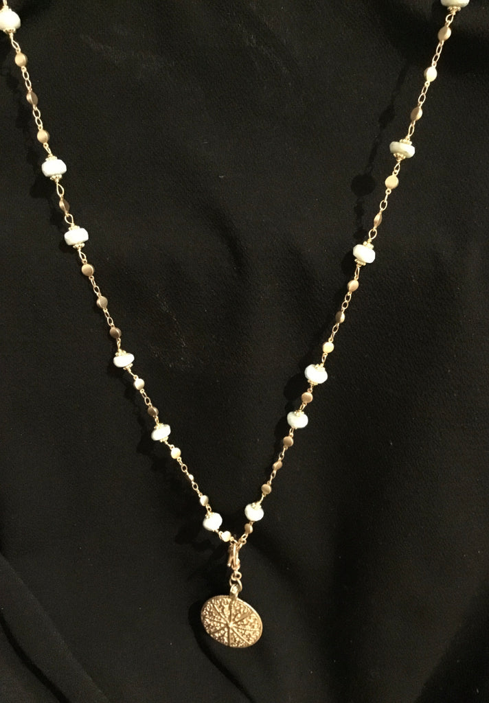 Goodman Spalding - GS Necklace F-9, N12