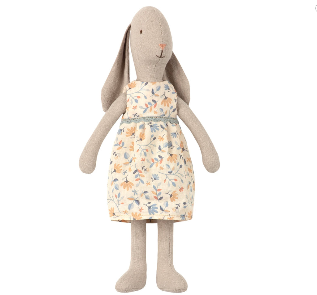 Maileg - Bunny Size 2, Flower Dress