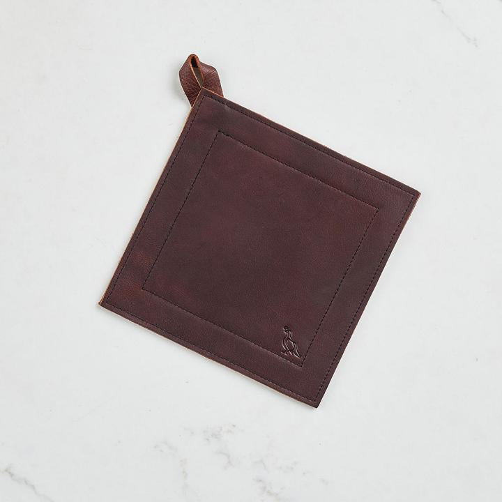 Smithey Ironware - Full Grain Leather Pot Holder