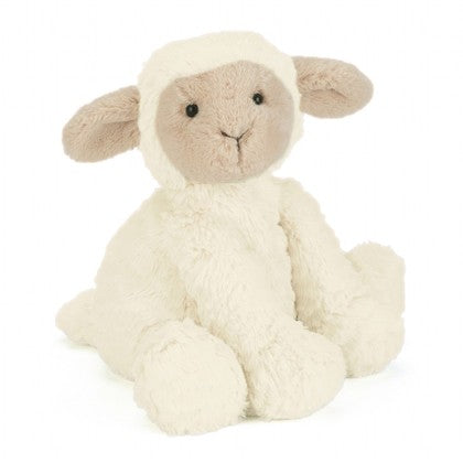 "JellyCat Fuddlewuddle Lamb, 9""H"