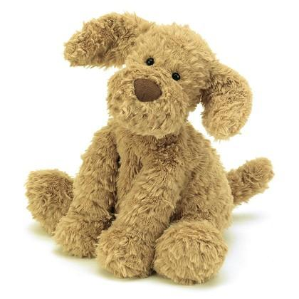 "JellyCat Fuddlewuddle Puppy, 9""H"