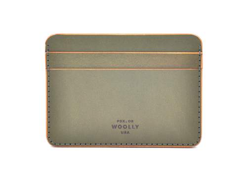 Woolly - Half Wallet