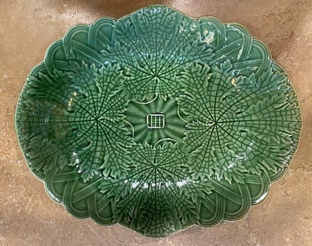 Park Hill - Glazed Garden Plate Oval/Rectangle