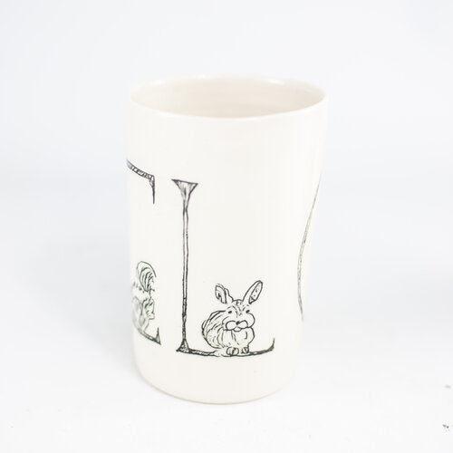 HOPE + MARY Woodland Animals Mix Love Cup