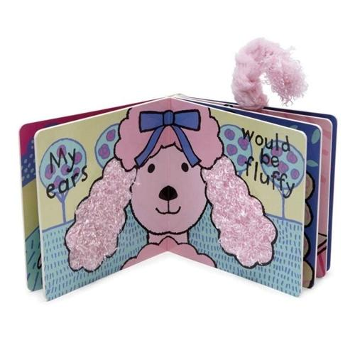 JellyCat - If I Were A Poodle Book