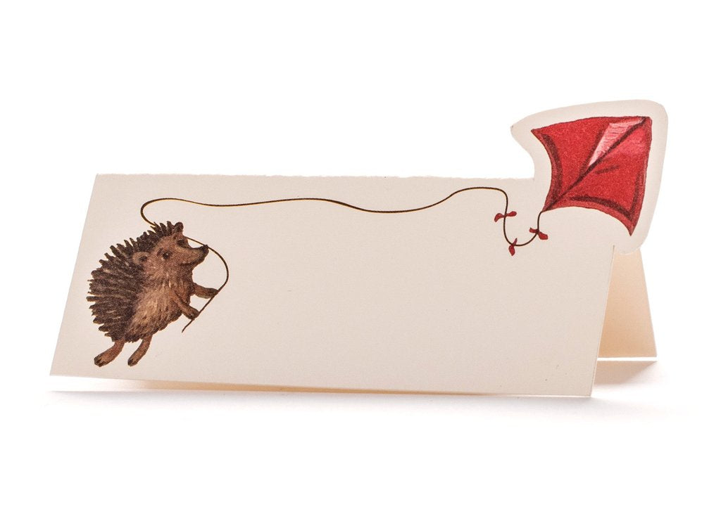 Hester & Cook Kite Party Place Card