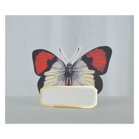Hester & Cook Butterfly Place Card