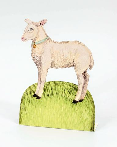 Hester & Cook Little Lamb Place Card
