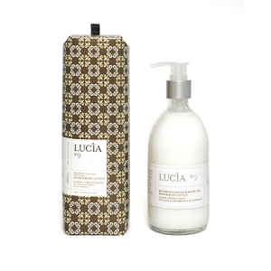 Lucia, Collection 9, Bourbon Vanilla & White Tea