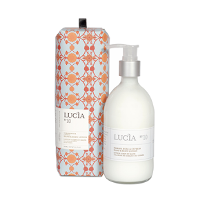 Lucia, Collection 10, Damask Rose & Cypress