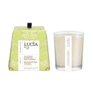 Lucia, Collection 12, Eucalyptus & Gardenia
