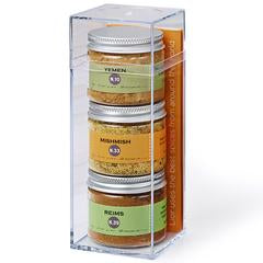 La Boite Spices - Sweet & Savory Spice Collection - Mishmish, Yemen, Reims