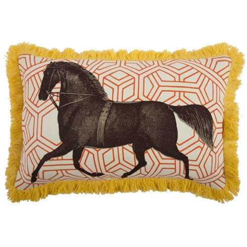 Thomas Paul - Horse Pillow - Alcazar Case