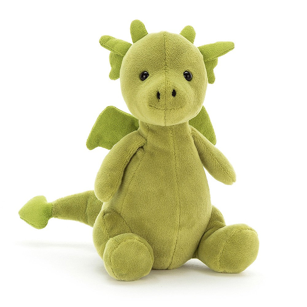 JellyCat Little Puff Jade