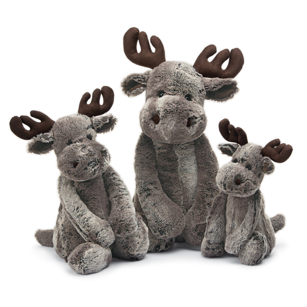 JellyCat Marty Moose, Large