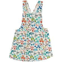 Betsy Olmsted Mushrooms Pinafore Apron
