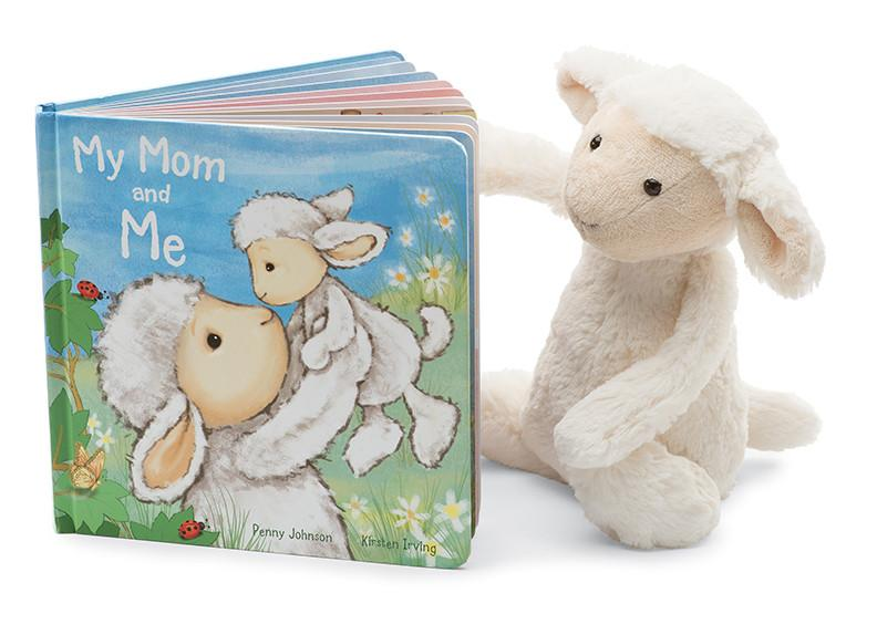 JellyCat - My Mom and Me Book