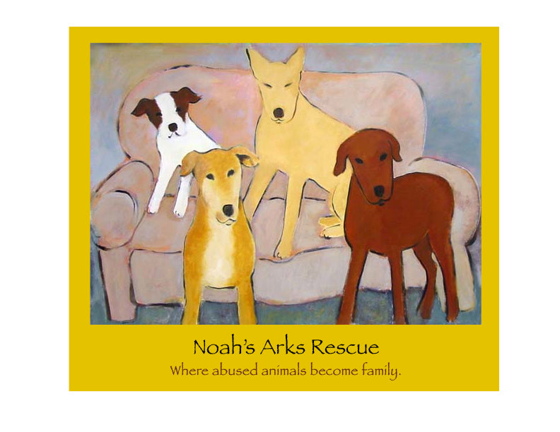 Noah's Ark's Rescue Pups Gift Card