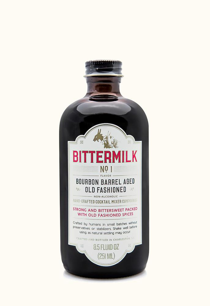 Bittermilk - Bittermilk No. 1 Bourbon Barrel Aged Old Fashioned Bitters