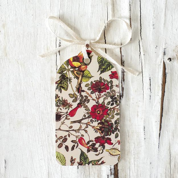 Hester & Cook Floral Gift Tag