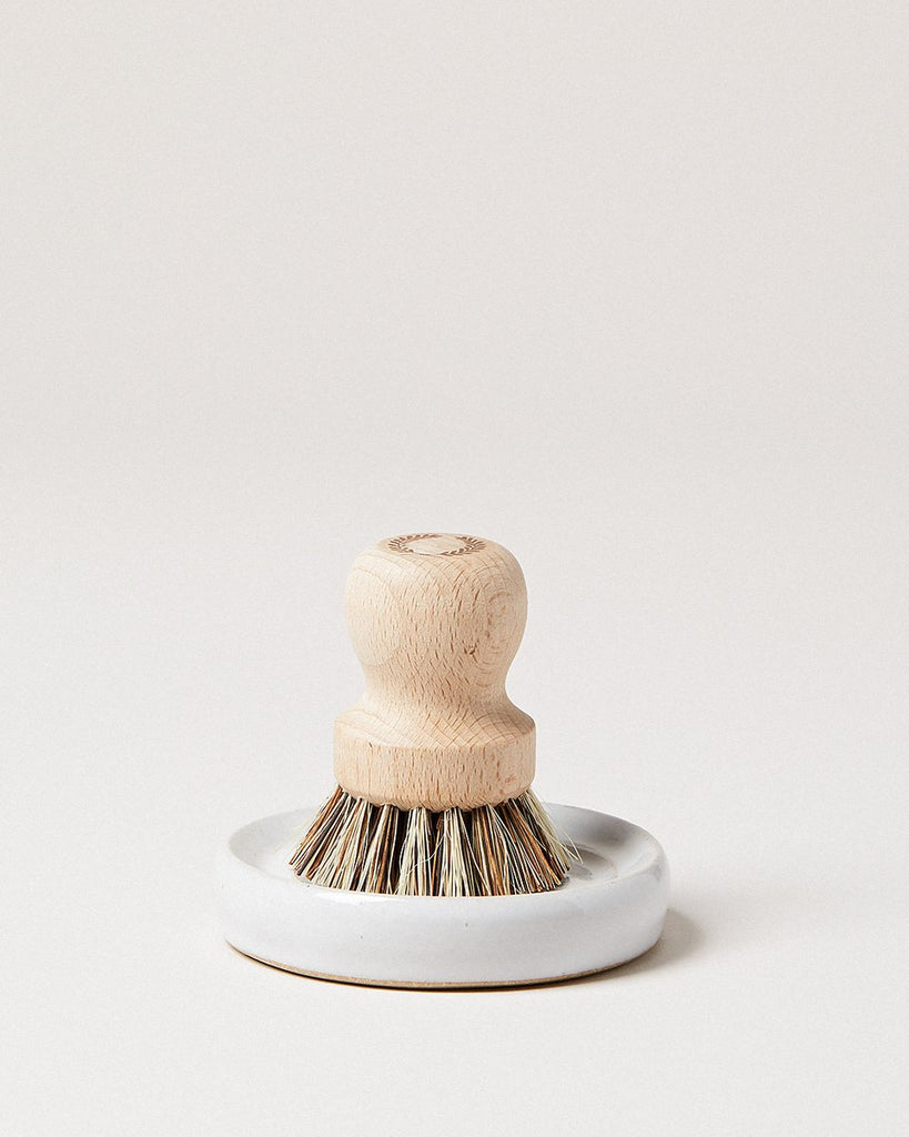 Farmhouse Pottery - Laurel Pot Brush Set