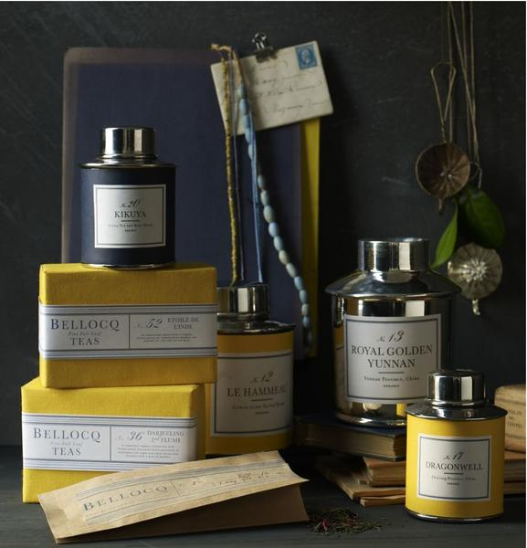 Bellocq Tea Atelier - No. 47, The Queen's Guard