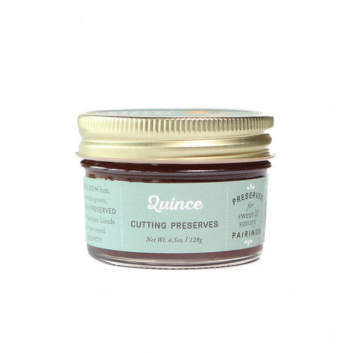 Girl Meets Dirt - Quince Cutting Preserves