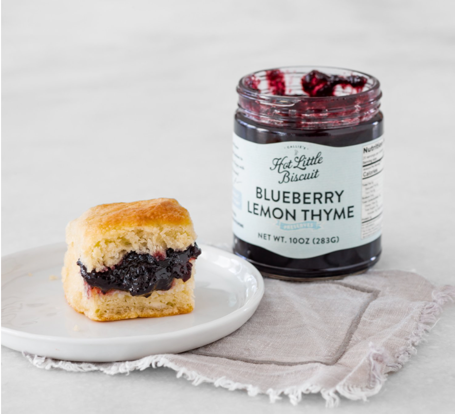 Callie's - Blueberry Lemon Thyme Preserves