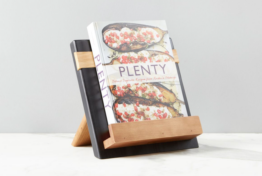 ETU - COOKBOOK / iPAD HOLDER - BLACK