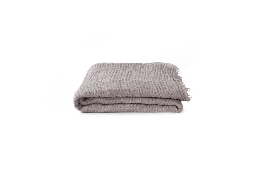 Hawkins New York - Simple Linen Throw