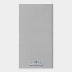 Traveler's Company - Notebook Refill - Regular Size - Blank - Limited Edition