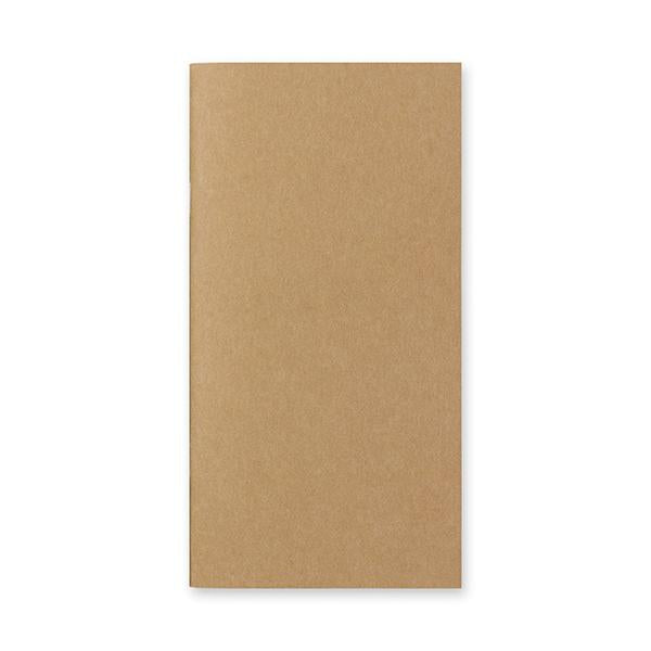Traveler's Company - Notebook Refill - Regular Size - Blank