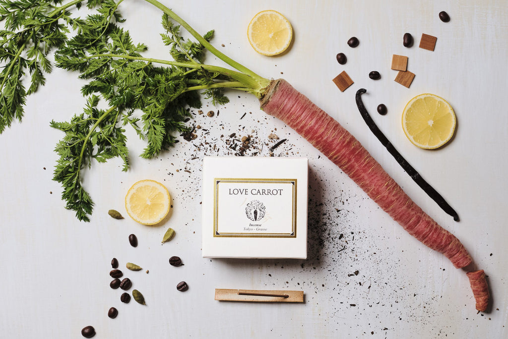 Tokyo Kodo - First Collection - Love Carrot - Incense