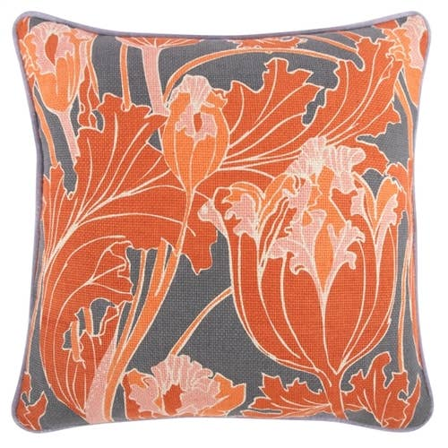 Thomas Paul - Tulip Leopard Pillow 18""
