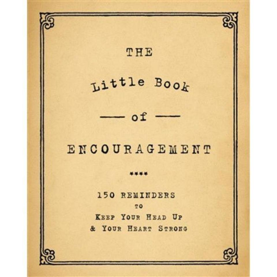Sugarboo designs - Little Book Of Encouragement