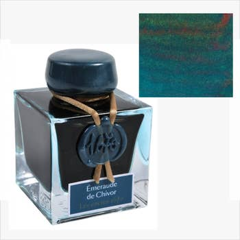 J.Herbin -1670 Ink with Gold Shimmer 50ml
